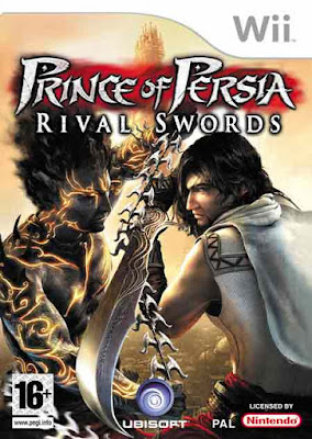 Prince Of Persia Rival Swords 2007 PAL Spanish