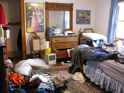 Mengatasi rumah yang berantakan seperti kapal pecah