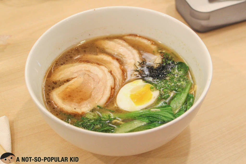 The affordable yet great ramen of Ramen Cool in SM Manila