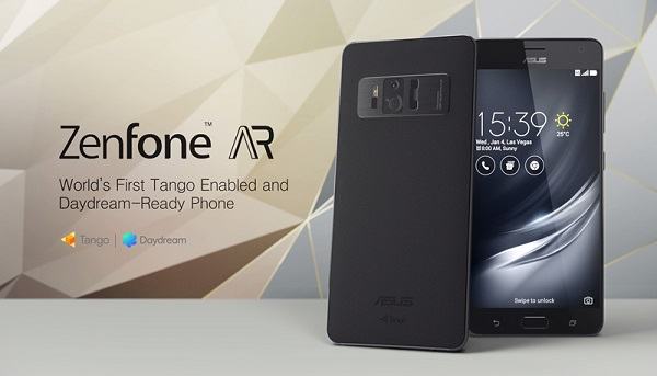 Harga ASUS Zenfone AR dan Review Lengkapnya