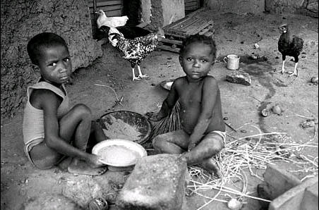 Whats cause of poverty in africa