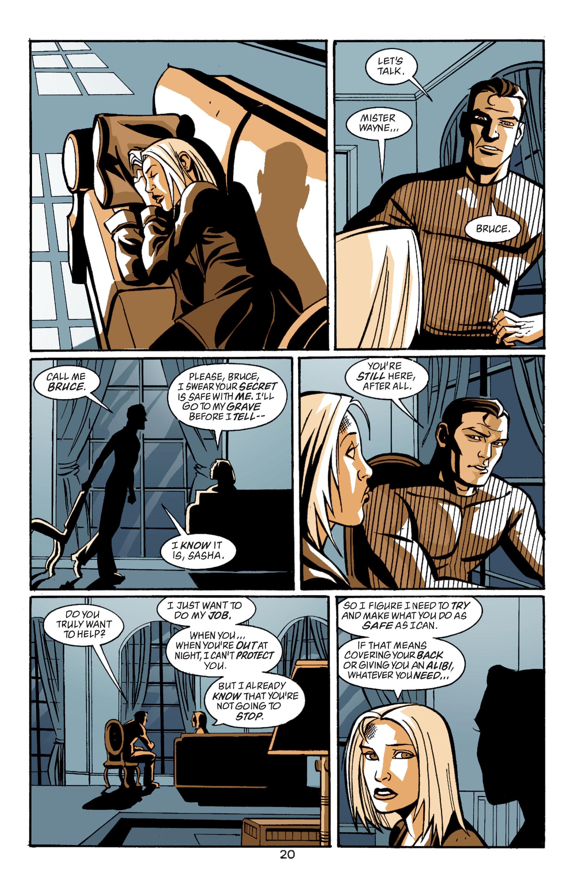 Detective Comics (1937) 759 Page 20