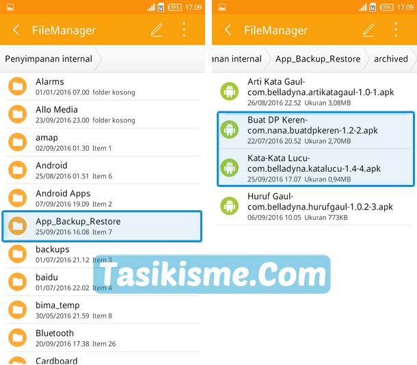 merubah aplikasi android apk installer