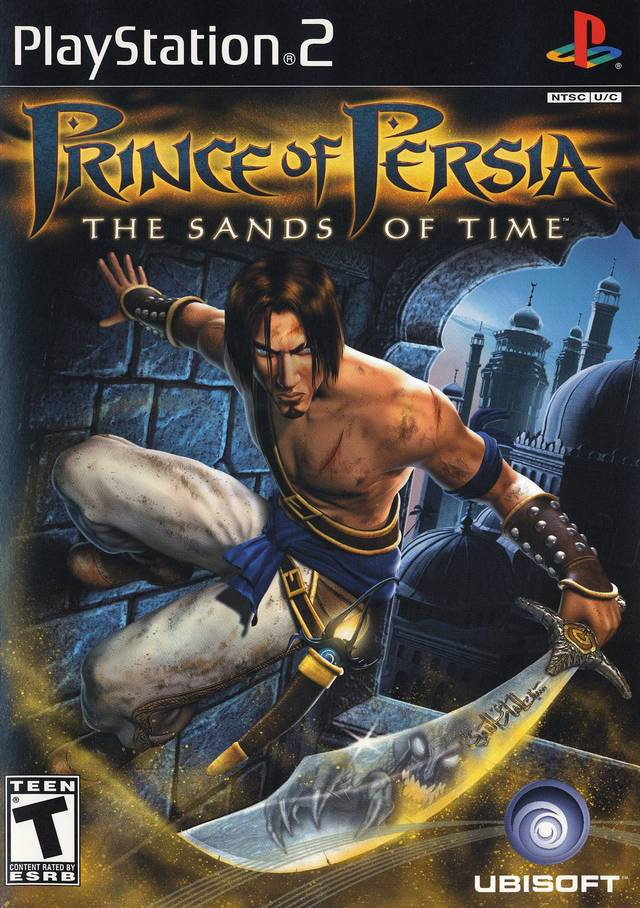 prince of persia the sands of time save game
