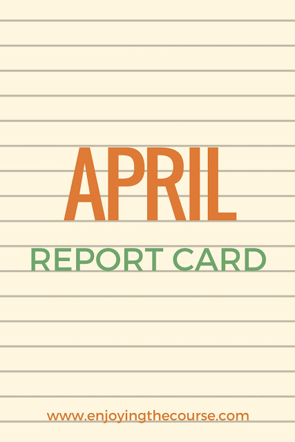 April Report Card