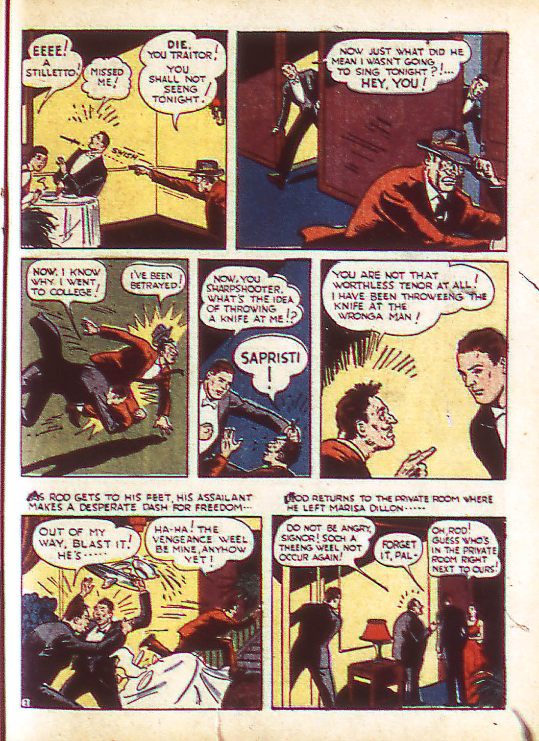 Flash Comics issue 22 - Page 39
