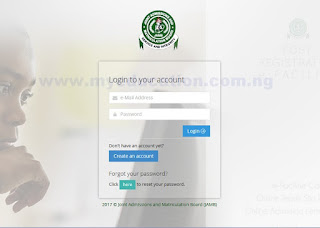 JAMB Admission Status Checking