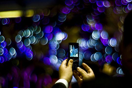 40 ярких фотографий с эффектом боке