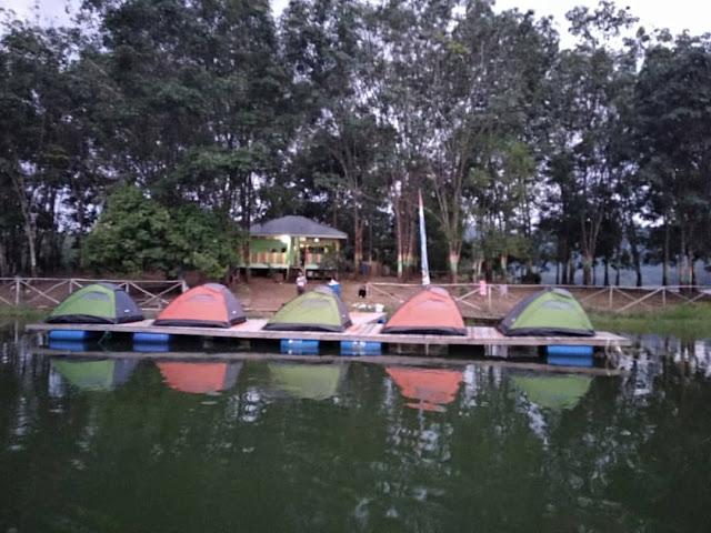 Camping Ground Dermaga Tepian Mahligai