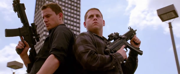 Jonah Hill Channing Tatum Phil Lord Christopher Miller | 22 Jump Street