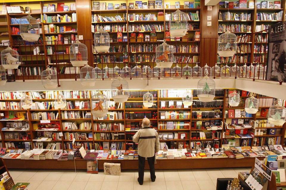 Las 20 mejores librer as de espa a para visitar el club - Libreria bardon madrid ...