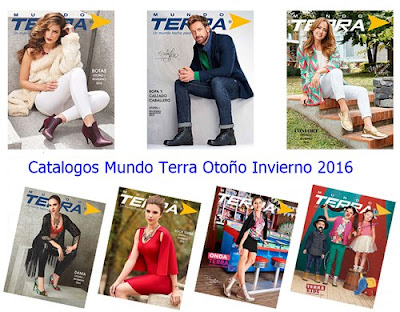 Catalogos Terra 2016 On Line