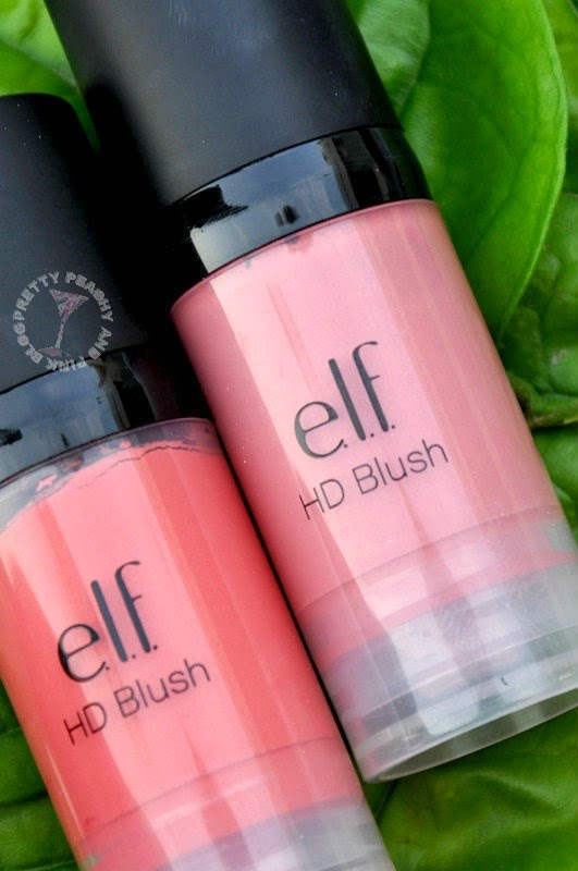 ELF HD BLUSH In SHOWSTOPPER and HEADLINER