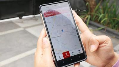JNE, tarif JNE, lokasi JNE, myJNE, aplikasi android