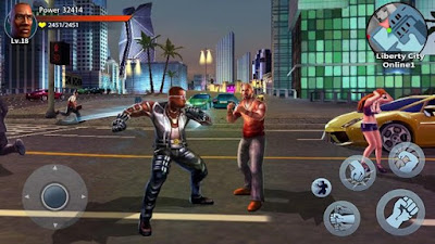 Auto Theft Gangster Apk Download For Android v1.08 (Size 23MB) Latest Version
