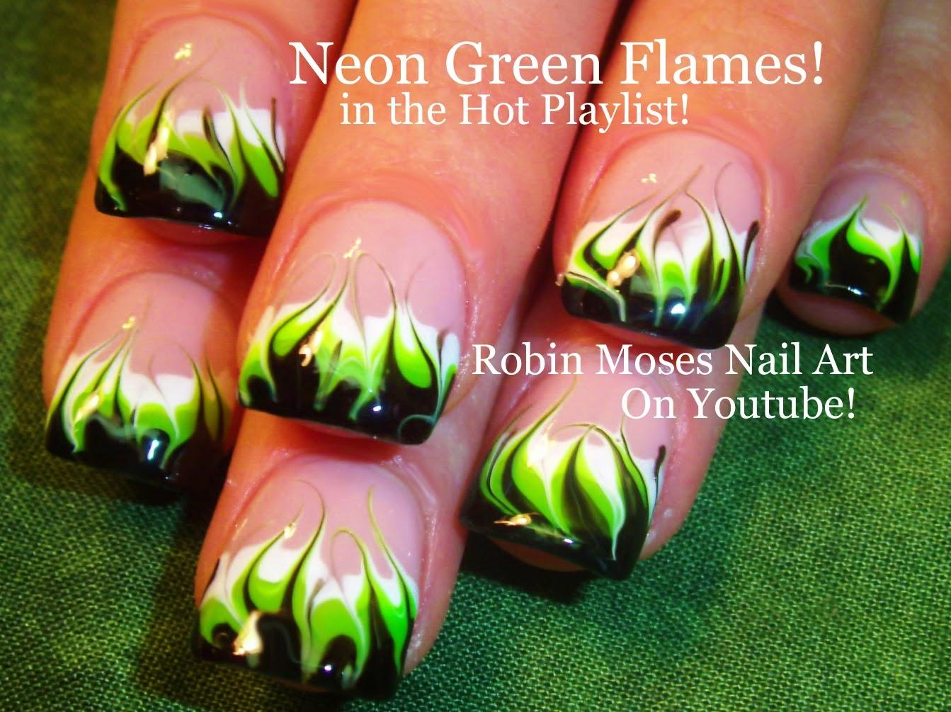 Nail Art By Robin Moses May 2015