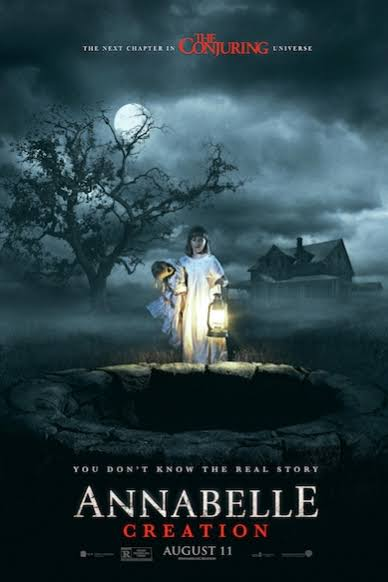 Drama, Horror , Movie , 720p , HD , Annabelle: Creation