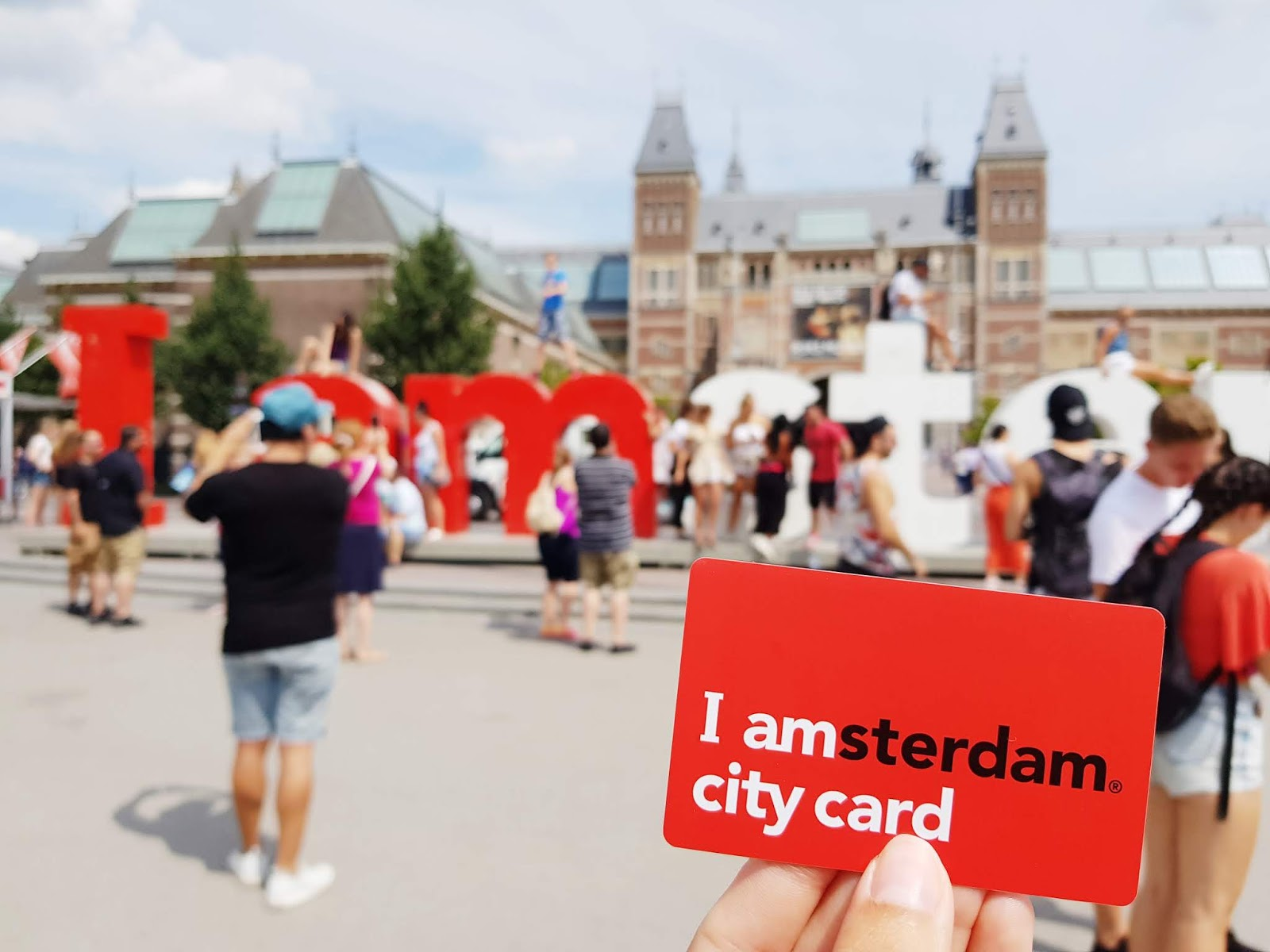 amsterdam iamsterdam letters rijksmuseum visit sightseeing