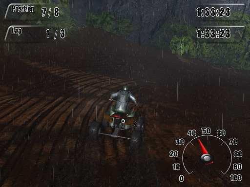 Mudracing Extreme ATV PC Full