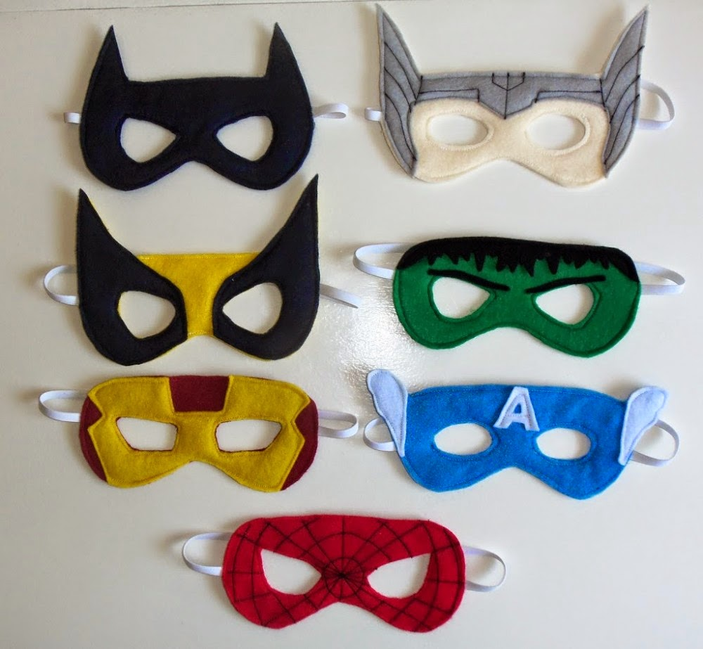 superhero mask