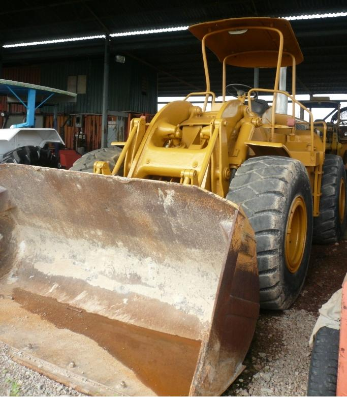 Sheng Weng Heavy Equipment & Parts Trading : Used
