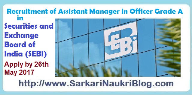Naukri Vacancy Recruitment SEBI