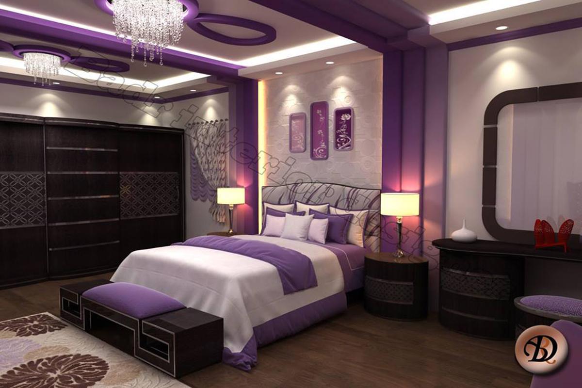 ديكور غرفة نوم مودرن