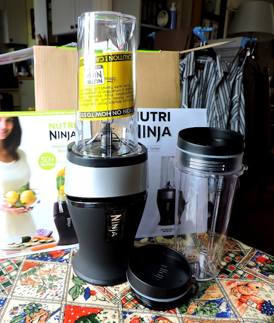 The Nutri Ninja Smoothie Maker