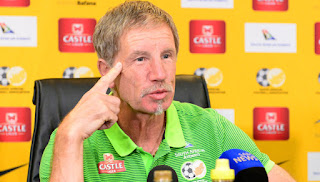Bafana will not remember Nigeria result heading into World Cup qualifiers with Cape Verde