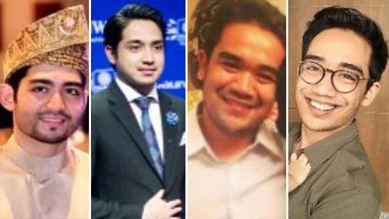 Inilah 4 Anak Tiri Siti Nurhaliza Yang Buat Ramai Wanita Tertawan