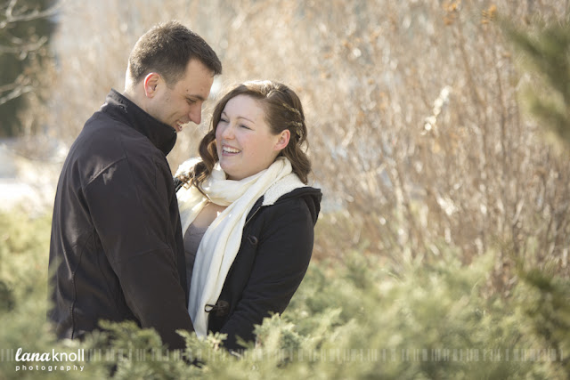 Brandon Manitoba engagement photography