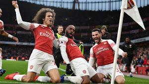Arsenal vs Fulham Beda Nasib di awal tahun