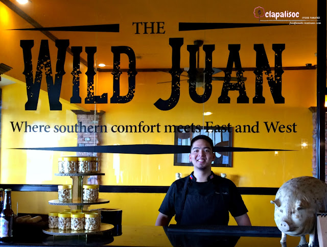 Chef Thomas Murillo of The Wild Juan