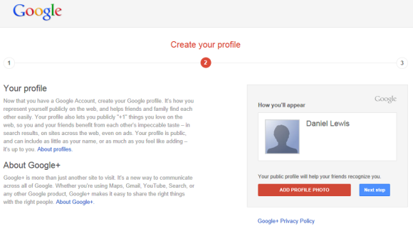 New Google Accounts Require Gmail and Google+