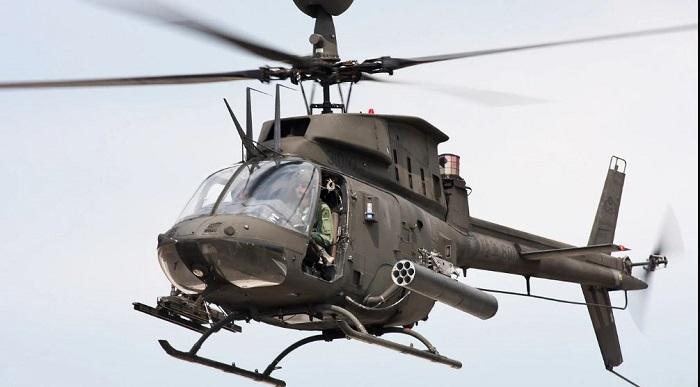 Στην Ελλάδα καταφθάνουν τα Kiowa Warriors της Αεροπορίας Στρατού...ΒΙΝΤΕΟ