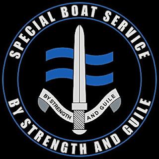 SBS - Special Boat Service (By Strength And Guile - Dengan Kekuatan Dan Muslihat)