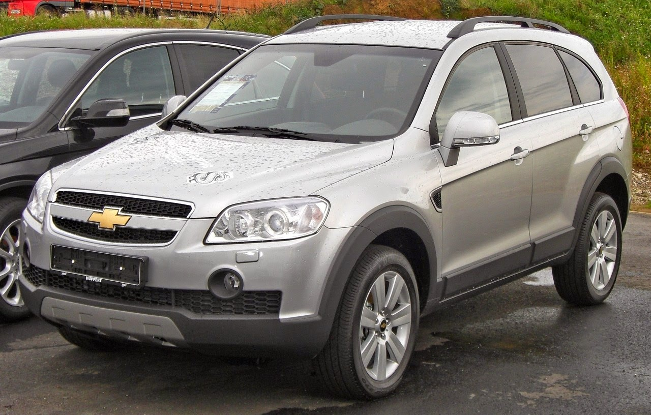 2014 Chevrolet Captiva Car Pictures