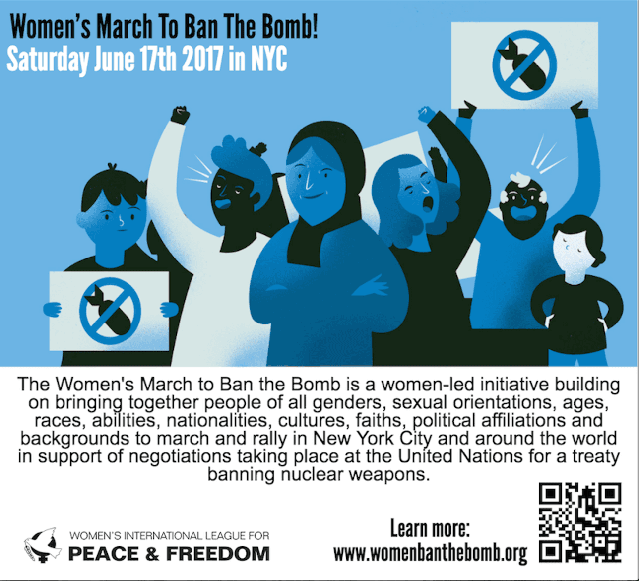 Whats Up 17 June  Womens March And Rally To Ban The Bomb-9693