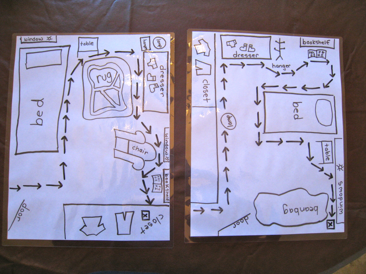 What Did We Do All Day Treasure Maps