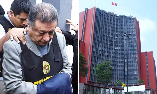 Cuellos Blancos del Puerto: Mario Mendoza organizó fiesta para obtener favor de jueces de la Corte Superior de Lima