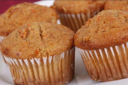 Resep dan Cara Membuat Muffin Enak Tanpa Mixer