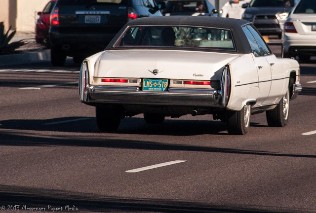 1974 Cadillac Sedan de Ville