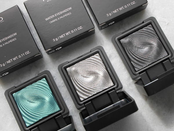 KIKO Water Eyeshadow 229, 230 & 211