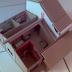 Cara Mudah Membuat Miniatur Rumah Adat Jawa dari Kertas Kardus