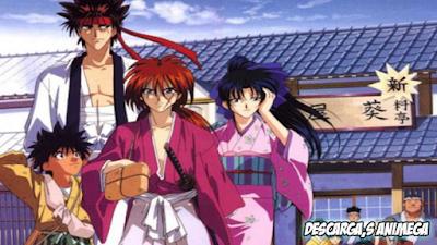 Samurai X 95/95 Audio: Latino Servidor: Mega