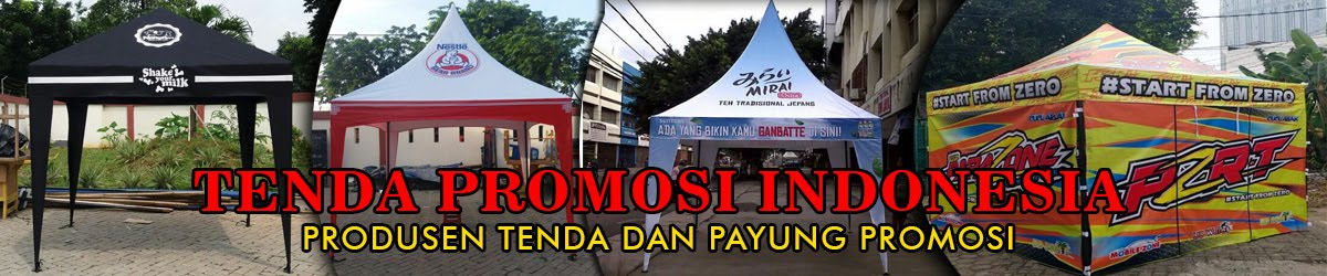 TENDA PROMOSI INDONESIA