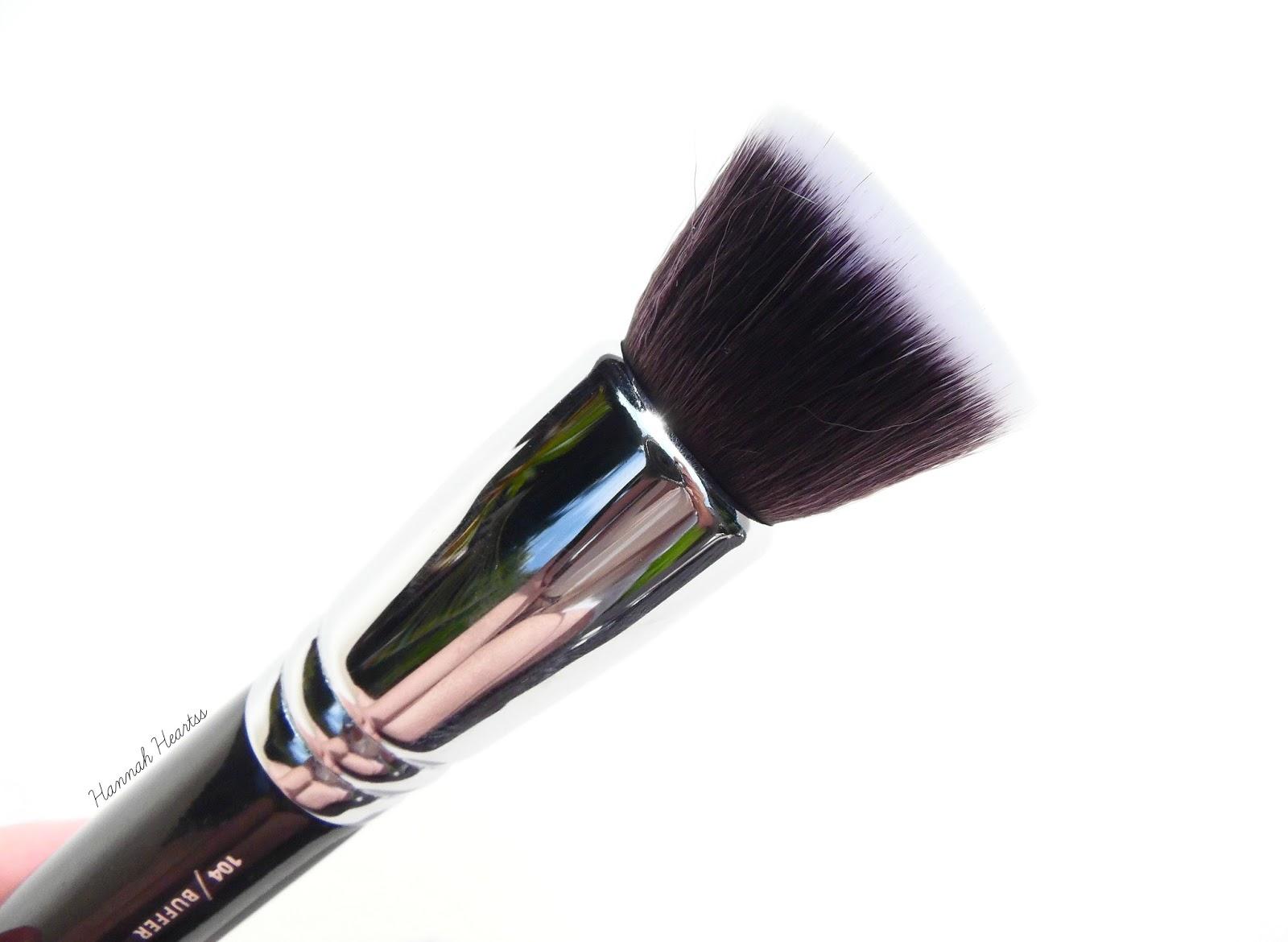 Zoeva 104 Buffer Brush Review