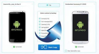 Cara Memindahkan Kontak HP Android ke Android Lain