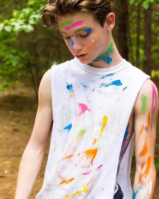 Payton Moormeier gay SMA gay SMP