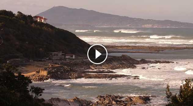 Temptes Bruno et Carmen au Pays Basque